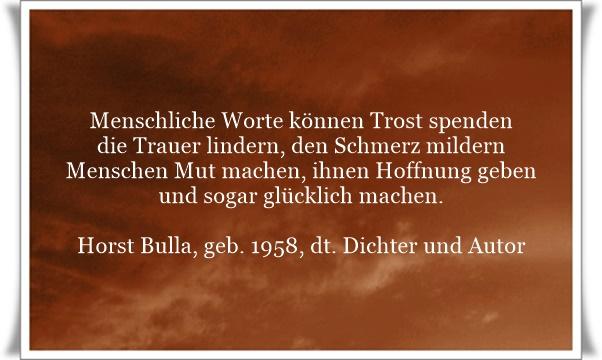 Aphorismen Gedichte Bildzitate Zitate Von Horst Bulla Dt